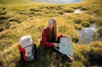 Compass Learning A Beginners Guide to Hiking