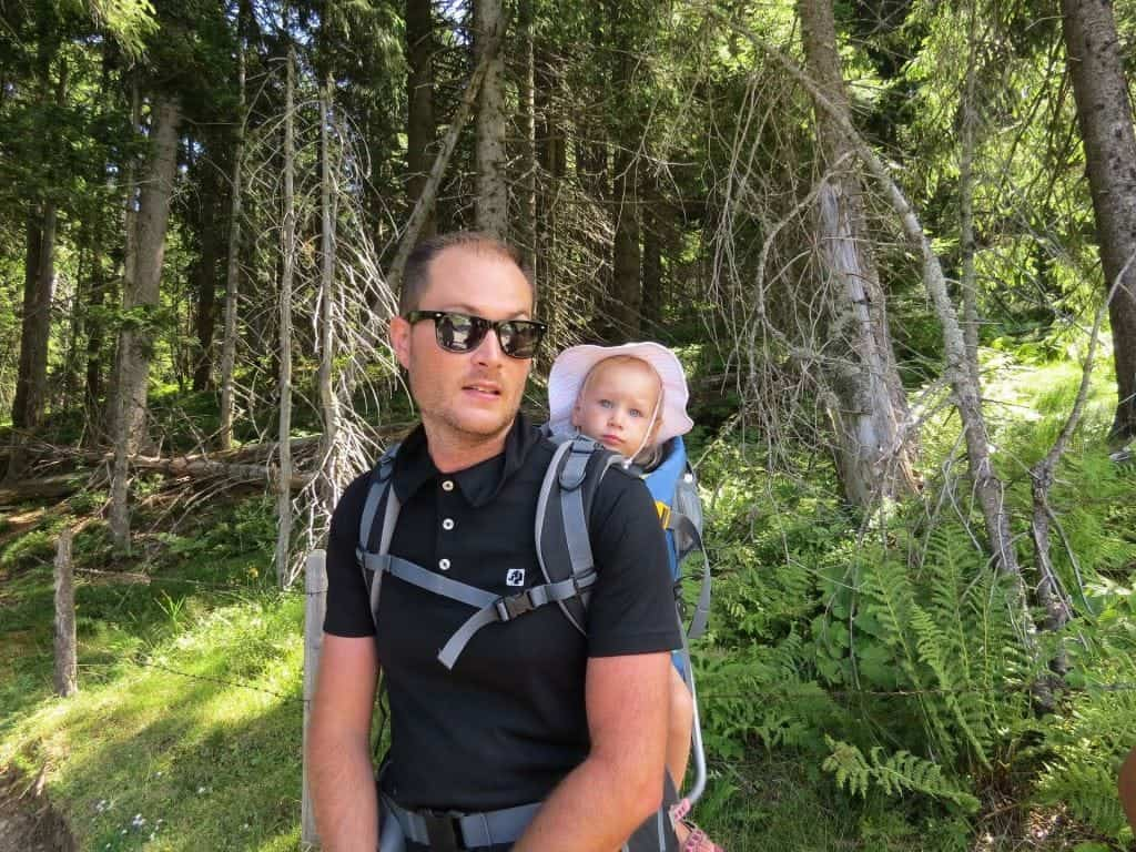 best hiking backpack for toddler