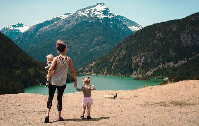 How To Hike With A Toddler