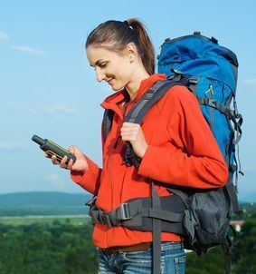best hiking gps tracker