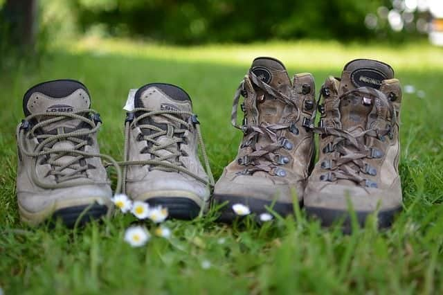 What to look for in hiking boots