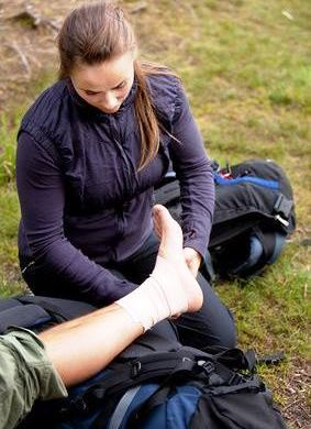 Common Trail Injuries
