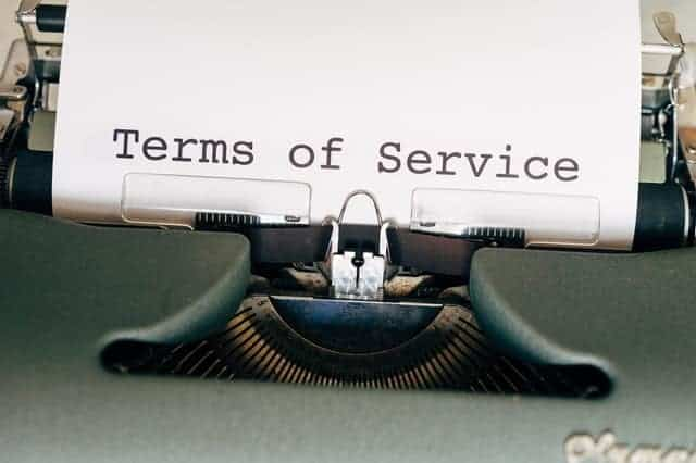 Terms of Services