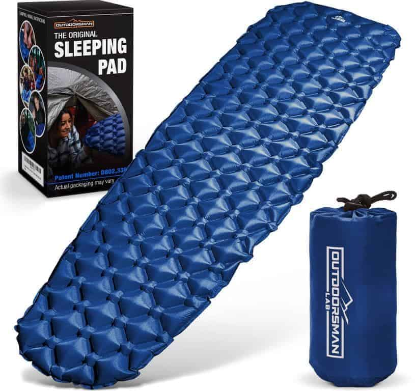 Outdoorsman Lab Ultralight Sleeping Pad