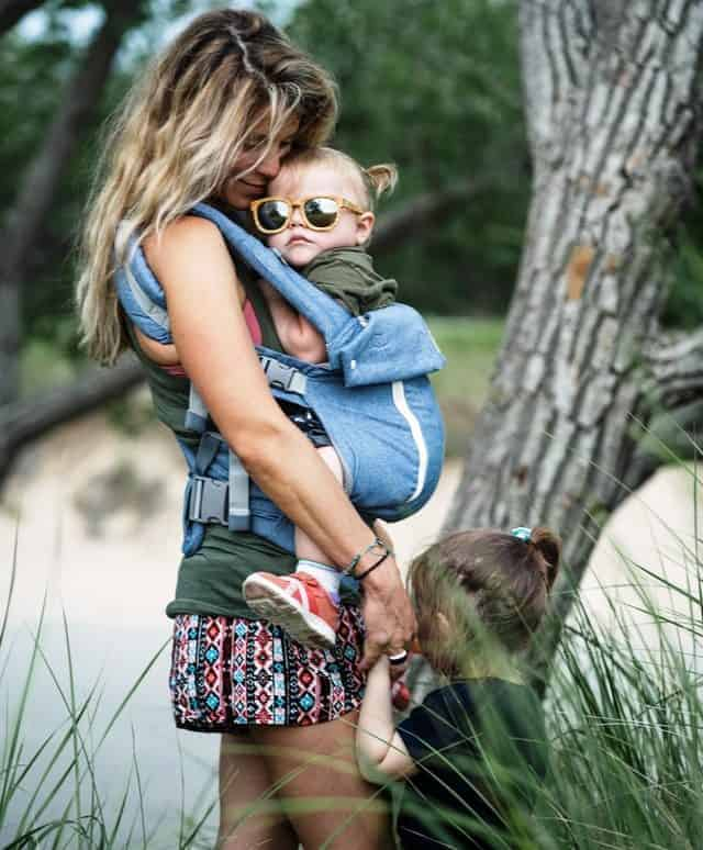 When can you start hiking with a toddler