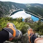 best hiking socks for hot weather