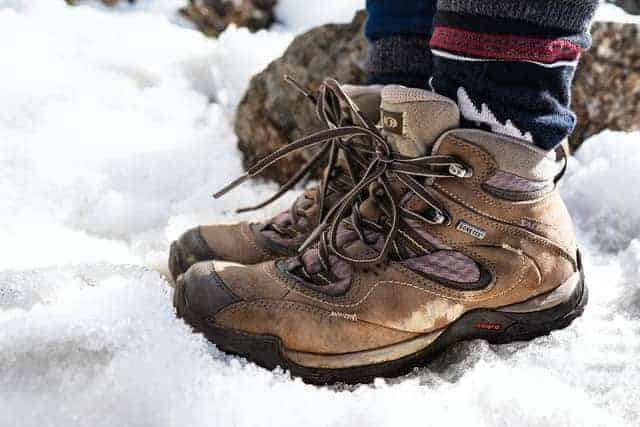 Best Socks For Hiking In Cold Weather