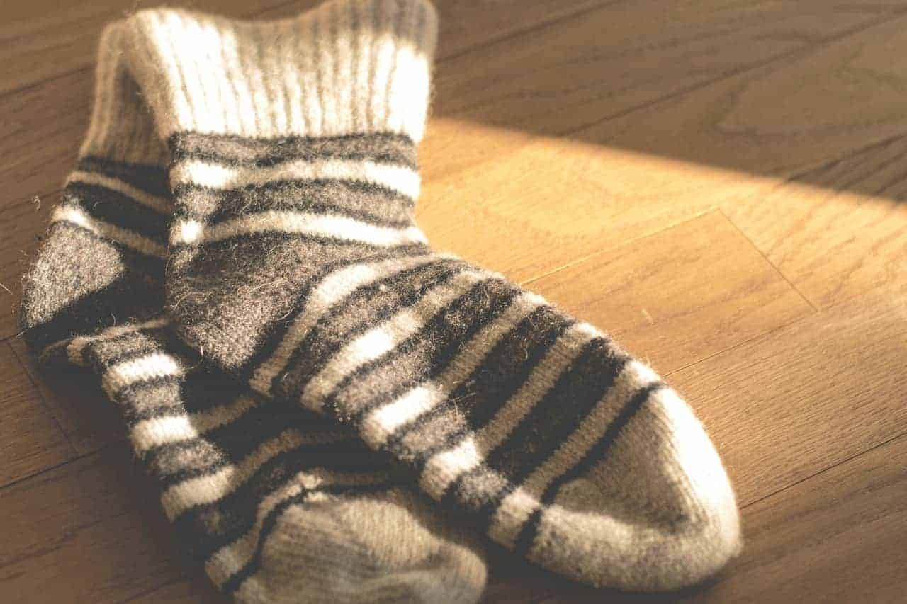 Why are wool socks better