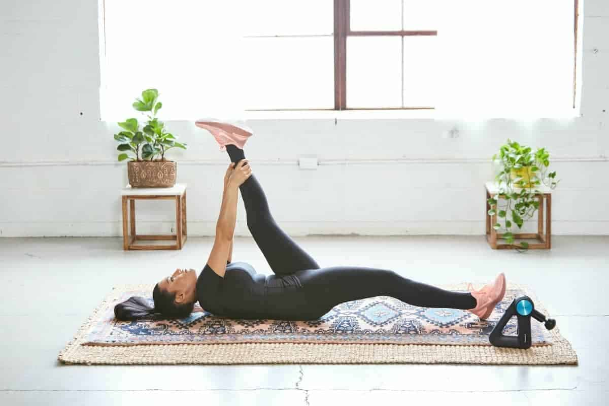 Start a home workout routine
