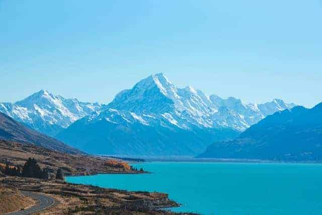 places in New Zealand