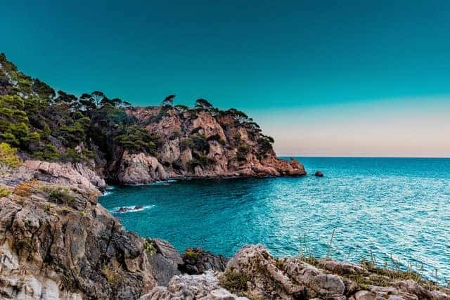 scenic landscapes of Spain