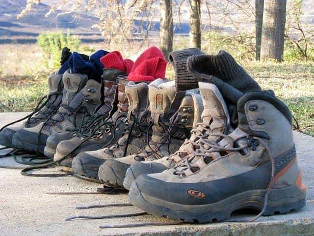 Best Hot Weather Hiking Boots