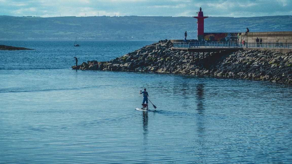 Fishing on SUP Board For Beginners