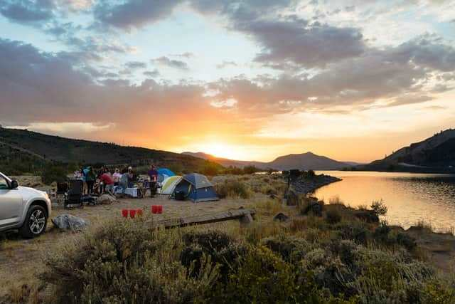 Great Primitive Camping Places in Colorado