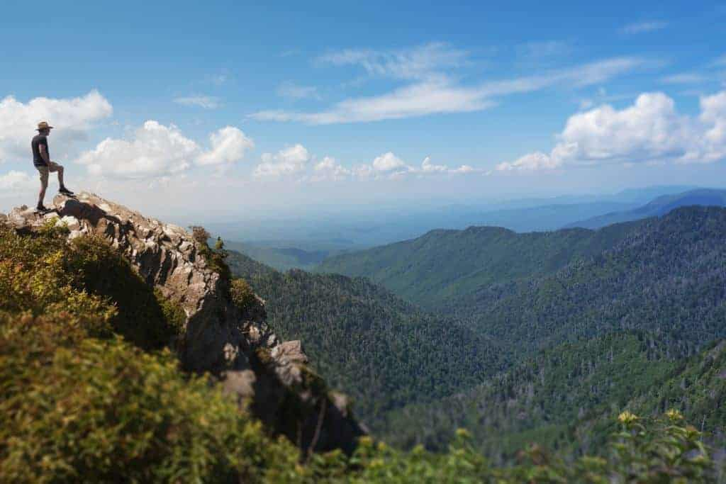 The Great Smoky Mountains National Park Tennessee