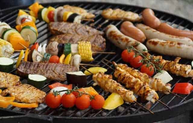 Benefits of Using Charcoal Grill for Camping