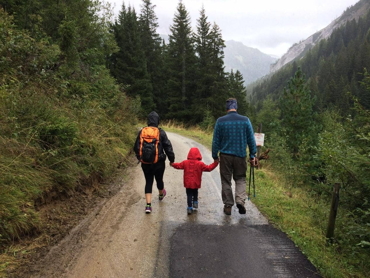 Make hiking fun for the whole family