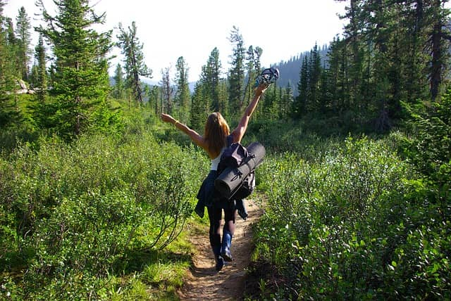 How to Turn Hiking Into a Career
