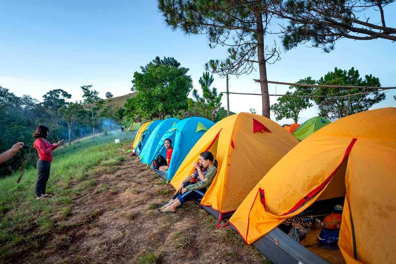 Camping Habits World Trends