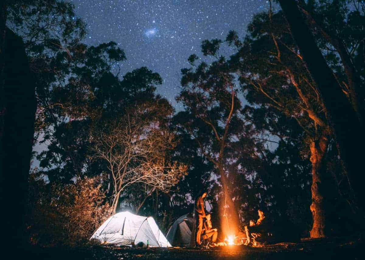 Tips to Snap Some Amazing Photos on Your Next Camping