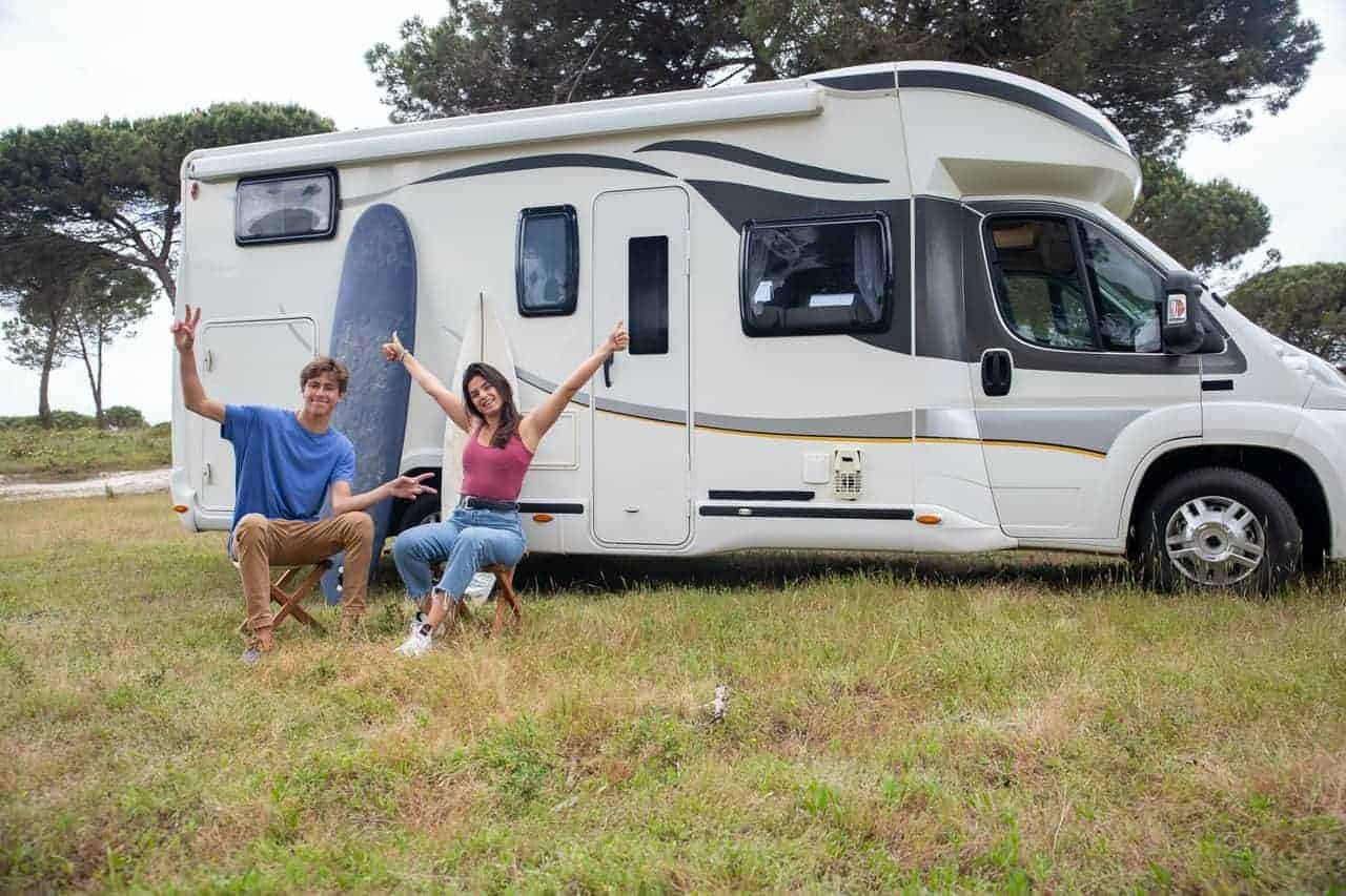 RV campers The Camping Industry