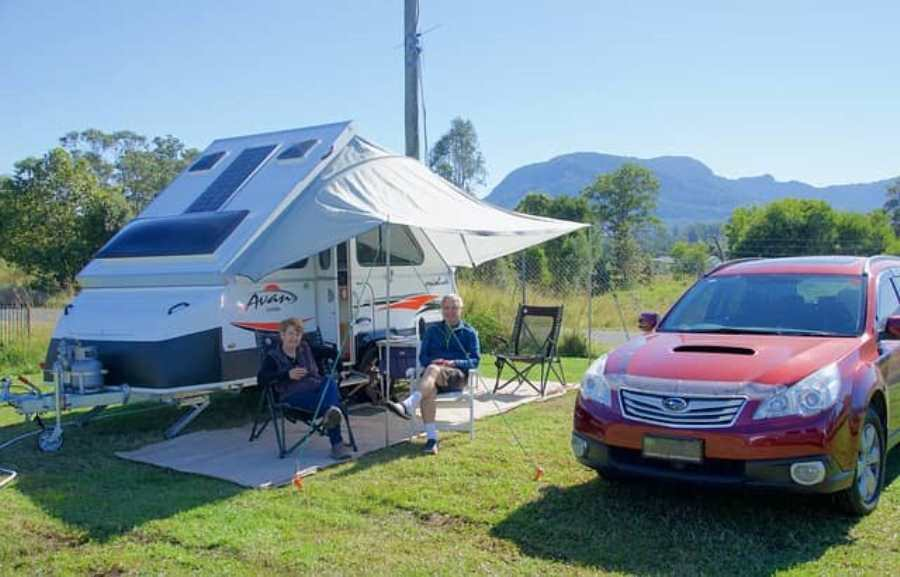tips for your first caravan vacation