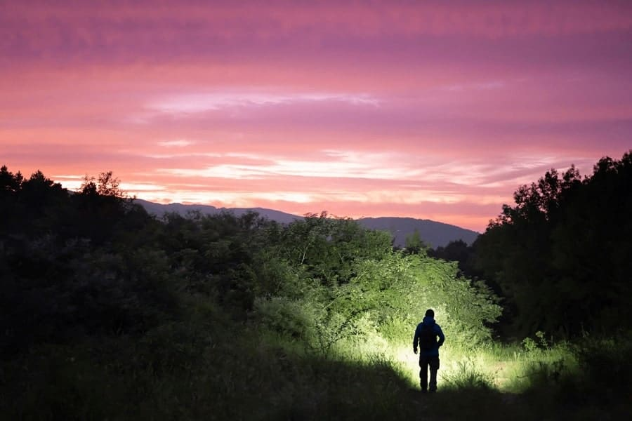 What To Bring On A Night Hike
