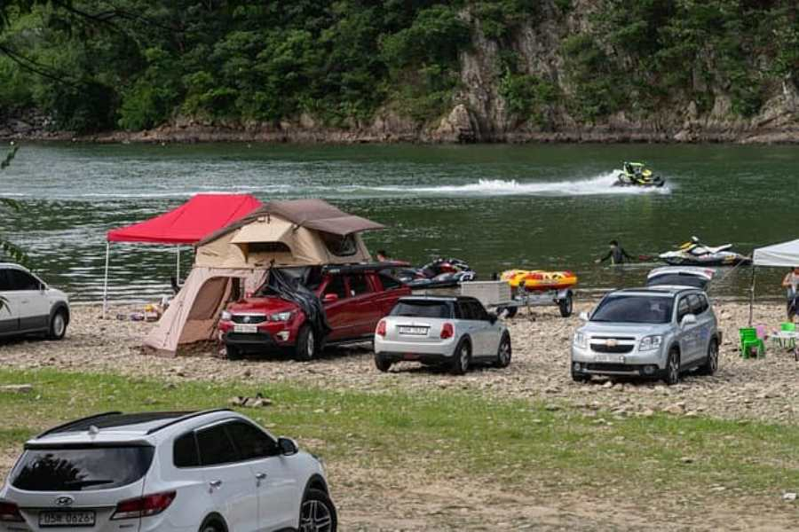 Fun camping activities for adults