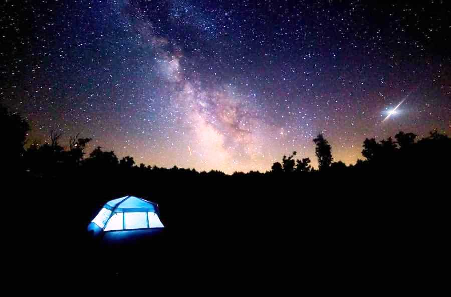 How to Use a Power Inverter While Camping